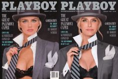 Age ain't nothing but a number – as a group of Playboy Playmates of yesteryear showed. The magazine asked some of their Playmates of the past to recreate some of the magazine's most iconic covers