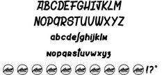 Raku font by dcoxy   Greg Medina  http://www.fontriver.com/font/raku/  #script #fonts #type #typography #ttf #design #webdesign #brush #font #typeface #lettering