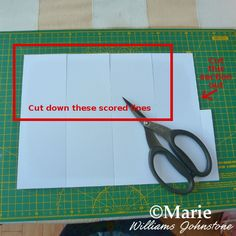 Cutting scored lines of a sheet of card to make a special boxed pop up card Pop Up Greeting Cards, Pop Up Box Cards, Card Boxes, Paper Box Template, Card Making Templates, Box Cards Tutorial, Card Tutorials, Fancy Fold Cards, Folded Cards