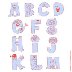 Post anything (from anywhere!), customize everything, and find and follow what you love. Create your own Tumblr blog today. Drawing For Kids, Art For Kids, Abc Letra, Character Letters, Cool Lettering, Happy Birthday, Stick Figures, Word Design, Letter Art