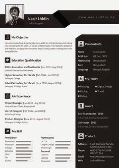 Platilla Currículum Vitae Gratis 16/ Free Resume Template 16