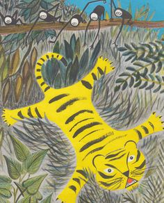 my vintage book collection (in blog form).: Five Little Monkeys - illustrated by Juliet Kepes
