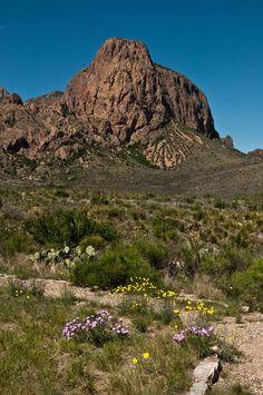 "Fabulous Big Bend National Park, TX, (photo by  John Avant) ""Deputy Ricos country"""