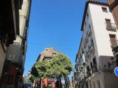 Barrio de Las Letras, Madrid by voces, via Flickr