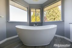 Quality Built www.ridgewater.ca Clawfoot Bathtub, Bathroom, Building, Washroom, Bathrooms, Buildings, Bath, Construction, Architectural Engineering