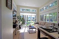 Luz natural y un desván espacioso hacen que esta casa de vacaciones sea para morirse.