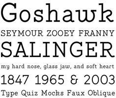 Generell from FontShop