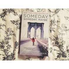 Finally  #laurengraham #bookstagram #instabooks #booksofinstagram #reading #love #gilmoregirls #soexcited #cantwaittoreadthis #somedaysomedaymaybe