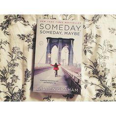 Finally  #laurengraham #bookstagram #instabooks #booksofinstagram #reading #love #gilmoregirls #soexcited #cantwaittoreadthis #somedaysomedaymaybe