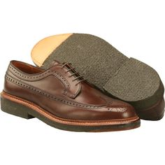 TSM Bootmaker Edition #97720 | Dark Brown Smooth Long Wing All Weather Walker | * Calfskin Leather Long Wing Blucher * 5 Blind eyelets * Full glove leather lined pure vegetable tanned leather insoles * All-weather walker outsoles * Dovetailed heels.  Barrie last|