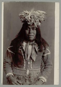 Yavapai? Unknown Native American Indian