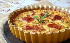 Τάρτα με χαλούμι και προσούτο - http://www.daily-news.gr/cuisine/tarta-chaloumi-ke-prosouto/