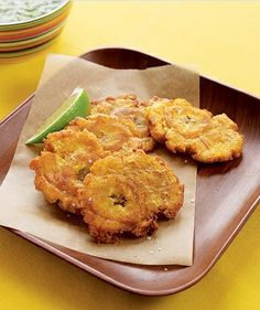#BucketList ~ Caribbean Twice-Fried Plantains #recipe