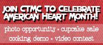 CTMC expands Heart Month awareness and activities > Central Texas Medical Center