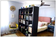 Cubicle Room Dividers | Bookcase Room Divider Ideas | Wall Partition Ideas