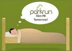 parkrun dreams