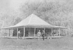 Classic / Stanford white fishing camp Stanford White, Fish Camp, Gazebo, Fishing, Cottage, Camping, Outdoor Structures, Architecture, House Styles