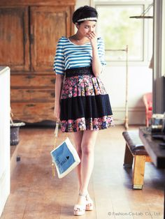 31 Sons de mode  # Japanese Fashion