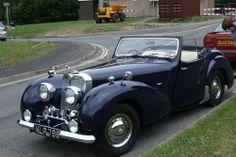 triumph roadster 2000 (1948)