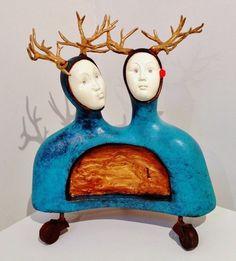 Pimpisa Tinpalit sculpture