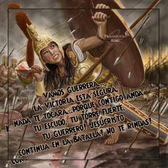 Resultado de imagen para guerrera de dios