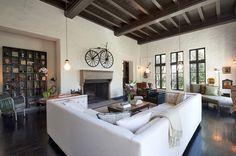 Sheryl Crow's Spanish Revival Hollywood Home - Celebrity Home - Lonny