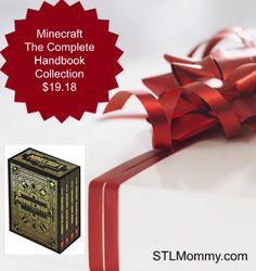 a9a499d4c3b Minecraft  The Complete Handbook Collection  19.18 (Retail  31) - STL Mommy