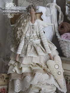 Annysdolls.com. Куклы Тильда, продажа кукол Тильда в Бресте. Тильды в Бресте.