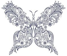 Free adult coloring pages. Pick a category, click, & print! Works best in Internet Explorer or Firefox. Free Adult Coloring Pages, Coloring Pages To Print, Printable Coloring Pages, Colouring Pics, Coloring Books, Butterfly Coloring Page, Art Graphique, Colorful Drawings, Mandala Art