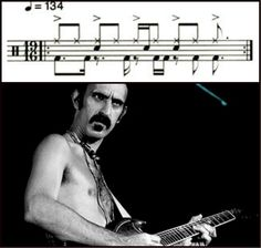 The use of odd-time signatures, and frequently changing time signatures from measure to measure, came into popular Western music in the late and early through classical music pieces written by composers including Bela Bartok, Igor Stravinsky, and others. Bela Bartok, Frank Zappa, Classical Music, Musicals, Collage, Icons, Rock, Concert, Design