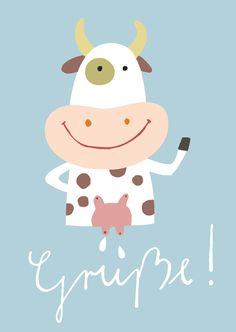 Cow - Anja Boretzki