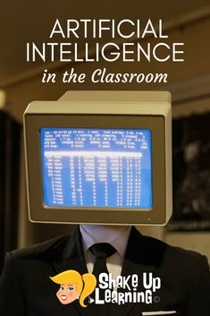 Simple Ways to Integrate AI in the Classroom Learning Resources, Teacher Resources, Teaching Ideas, Flipped Classroom, Technology Integration, Mobile Learning, Blended Learning, Google Classroom, Educational Technology