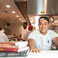 Interview with LA's wunderkind Chef Alex Chang, Executive Chef at The Exchange Restaurant. Executive Chef, Food Trends, Chef Jackets, Interview, Restaurant, Diner Restaurant, Restaurants, Dining