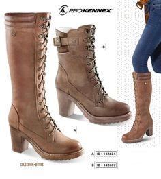 botas y botines mujer 2017