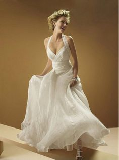 casual simple wedding dresses