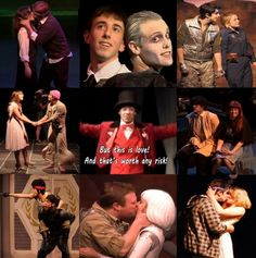 Love in the eyes of a Starkid. A Very Potter Sequel, Very Potter Musical, Lauren Lopez, Avpm, Team Starkid, Fandoms, Darren Criss, Totally Awesome, Musical Theatre