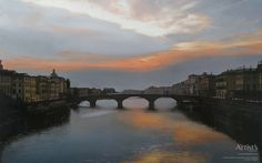 Firence sunset