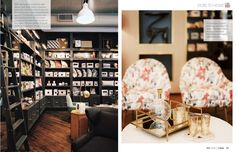 Lonny August 2012 | Lonnymag.com ...loving the peeks from this Dwell store for home inspiration
