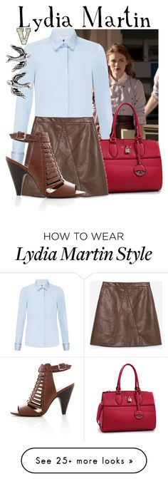 """Lydia Martin (Teen Wolf)"" by fabfandoms on Polyvore featuring John Lewis, Zara and Itsy Bitsy"