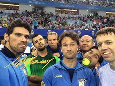 12/13/14 Via TenisNot  Dec 12 #IPTL Dubai 2.Gün Indian Aces 28-23 Manila Mavericks #Ivanovic #Monfils #Bopanna #Mirza #Santoro #Philippoussis