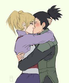 omg i love them so much help *^* Naruto Kakashi, Anime Naruto, Naruto Shikamaru Temari, Sarada Uchiha Manga, Sasuke Shippuden, Shikadai, Anime Ninja, Naruto Boys, Naruto Teams