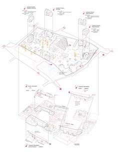 Architectural Competition -ISOMOF 2nd Price - Lucia Durio & Nicolas Marine