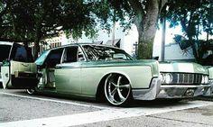 67 Lincoln Continental