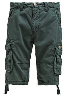 JET - Shorts - dark petrol