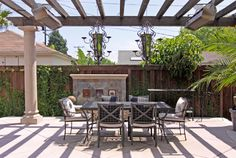Spanish Bungalow Anaheim - traditional - patio - orange county - Shelley Gardea