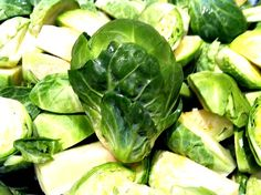 AndyTalk: Why Would Anyone Eat (Stinky, Mushy) Brussels' Sprouts? - Chow Bella