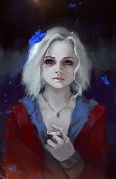 Izombie by PolliPo.deviantart.com on @DeviantArt