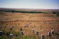 Custer Last Stand Battlefield | Little Bighorn Battlefield and Custer's Last Stand