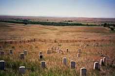 Custer Last Stand Battlefield | Little Bighorn Battlefield and Custer's Last Stand