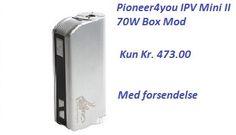 Pioneer4you IPV Mini II 70W Box Mod
